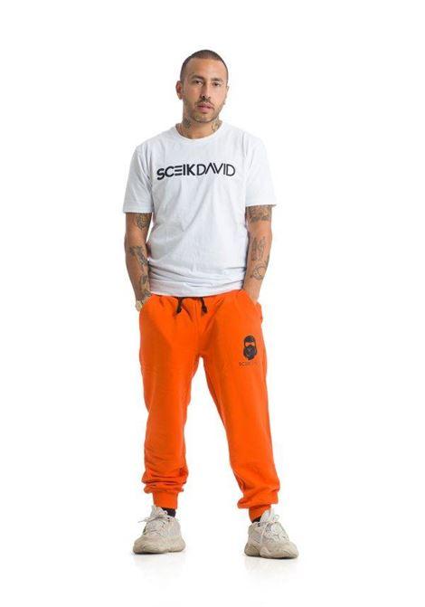 T-SHIRT SCEIKDAVID SCEIKDAVID | T-shirt | TU01BISBIANCO