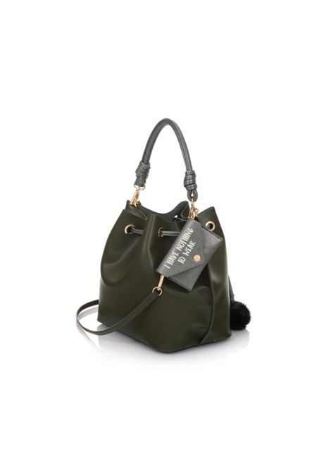 Scooby Bag NOTHING Army Green LE PANDORINE | Borsa | DBH02253-04ARMYGREEN
