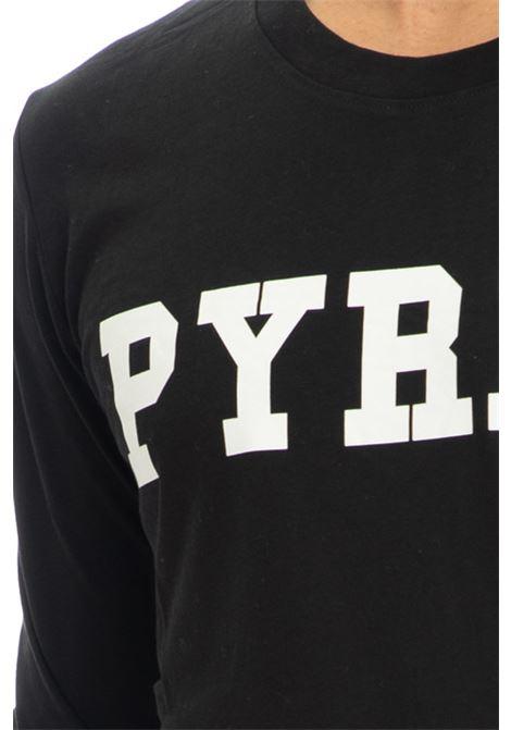 T-SHIRT PYREX PYREX | T-shirt | PB34202NERO
