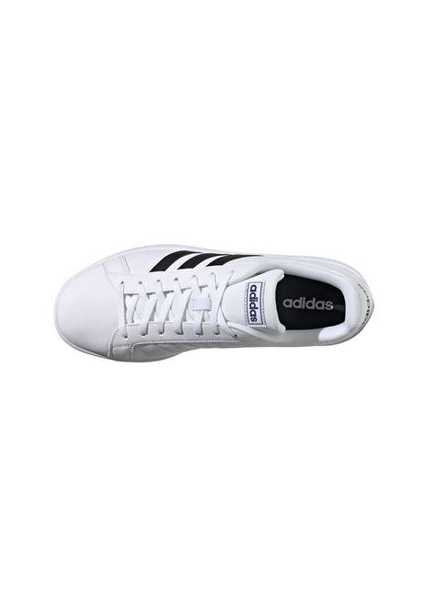 scarpa uomo ADIDAS | Scarpa | EE7904WHITE/BLACK