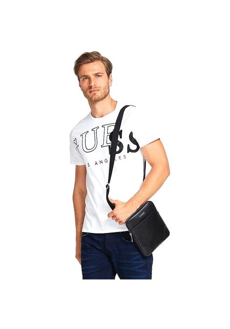 Borsello Guess Uomo GUESS | Borsello | HM6778POL94BLACK