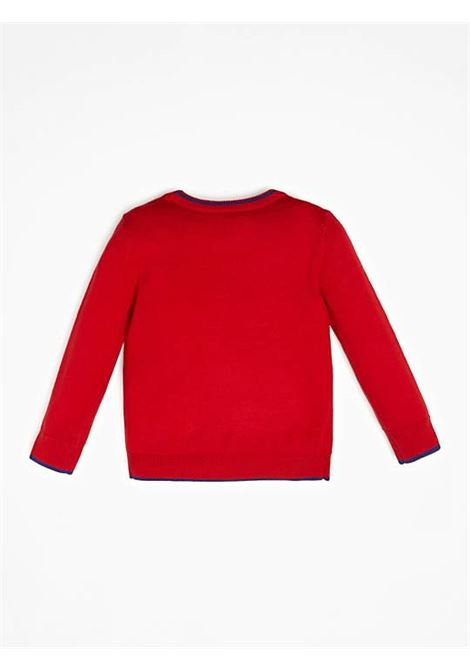 MAGLIONCINO GUESS GUESS   Maglione   N94R04Z2J60RHT