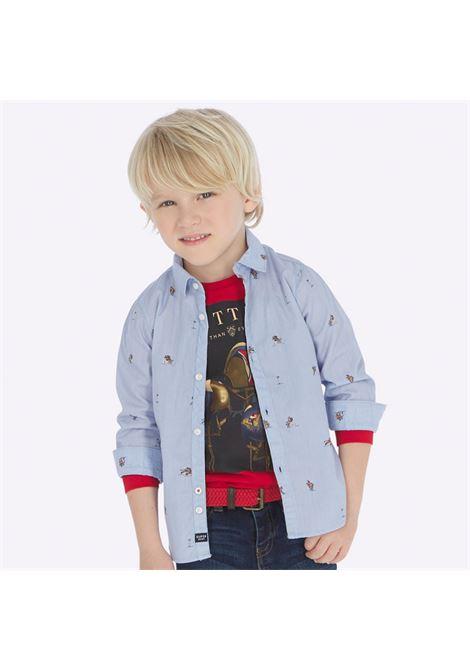 camicia m/l bambino MAYORAL-M | Camicia | 4121062