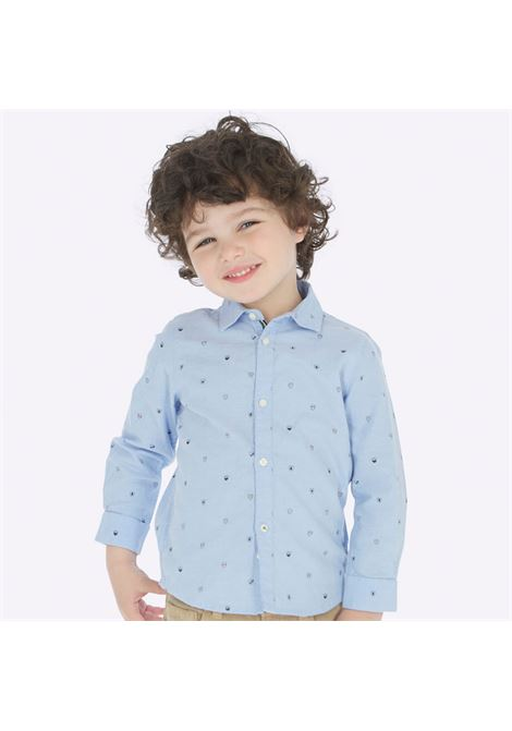 camicia m/l bambino MAYORAL-M | Camicia | 4123019