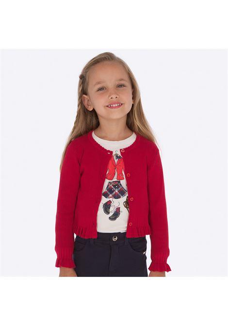 giacchina bambina MAYORAL-M | Cardigan | 4305059