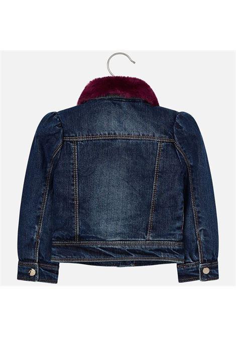 giacca jeans bambina MAYORAL-M | Giacca | 4410072