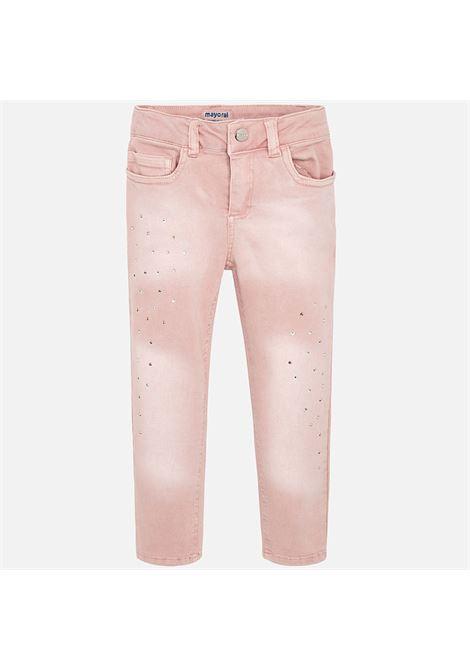 pantalone bambina MAYORAL-M | Pantalone | 4503037