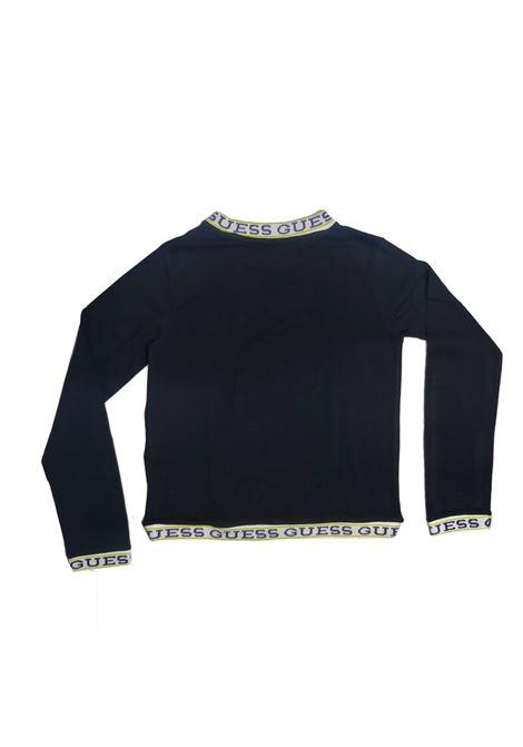T-SHIRT GUESS GUESS | T-shirt | J0YI07K6IW0JBLK