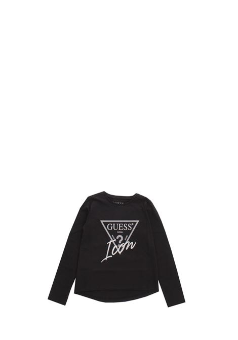 T-SHIRT GUESS GUESS | T-shirt | J0YI49K5M20JBLK