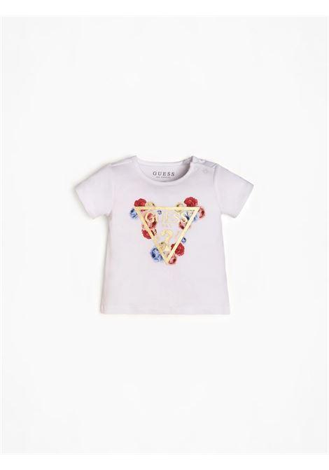 T-SHIRT GUESS GUESS | T-shirt | K0YI01K6YW0TWHT
