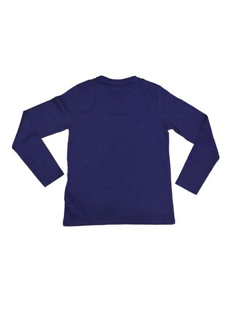 T-SHIRT GUESS GUESS | T-shirt | L0YI02K5M20BLUI