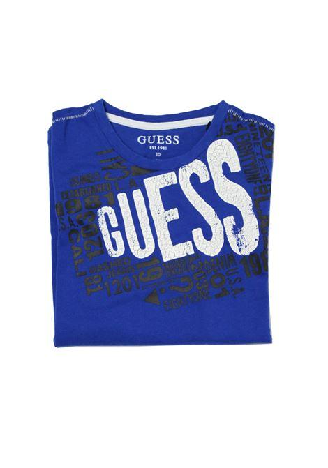 T-SHIRT GUESS GUESS | T-shirt | L0YI12K5M20G711