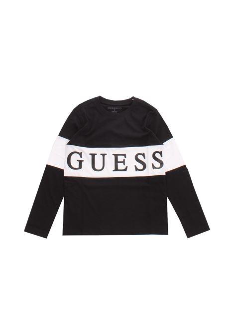 T-SHIRT GUESS GUESS | T-shirt | L0YI27K8HM0JBLK