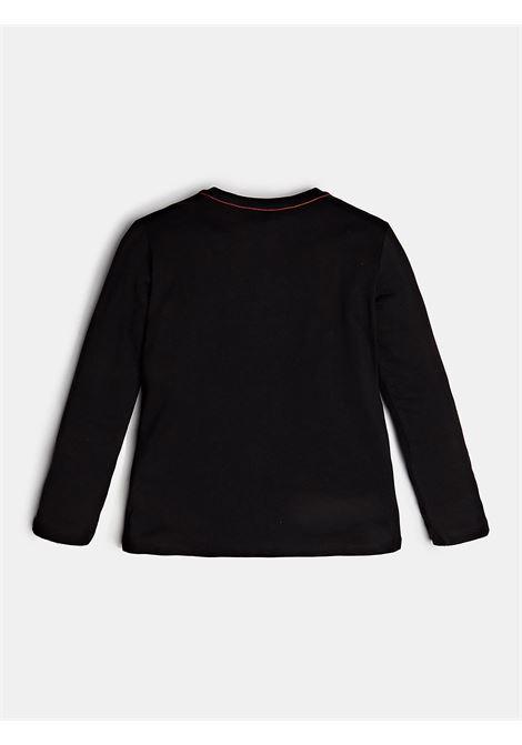 T-SHIRT GUESS GUESS | T-shirt | L84I29K5M20JBLK
