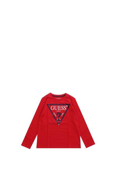 T-SHIRT GUESS GUESS | T-shirt | L84I29K5M20RHT