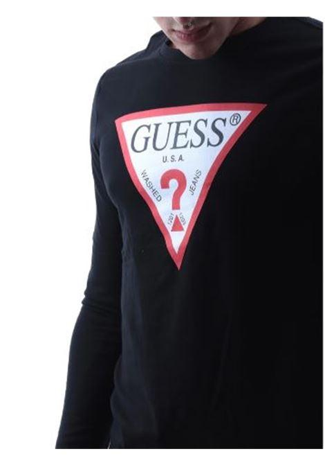 T-SHIRT GUESS GUESS | T-shirt | M0YI31I3Z11JBLK