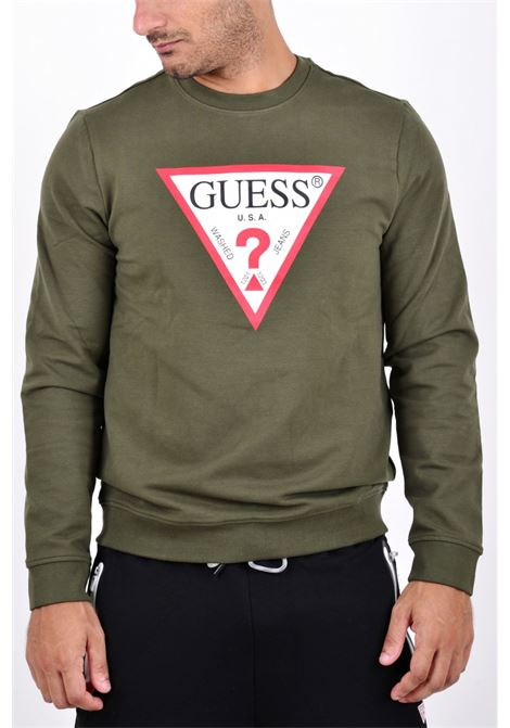 FELPA GUESS GUESS | Felpa | M0YQ37K7ON0G8X8