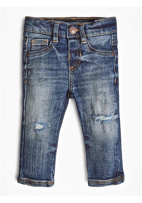 JEANS GUESS GUESS | Jeans | N0BA01D46T0THBL