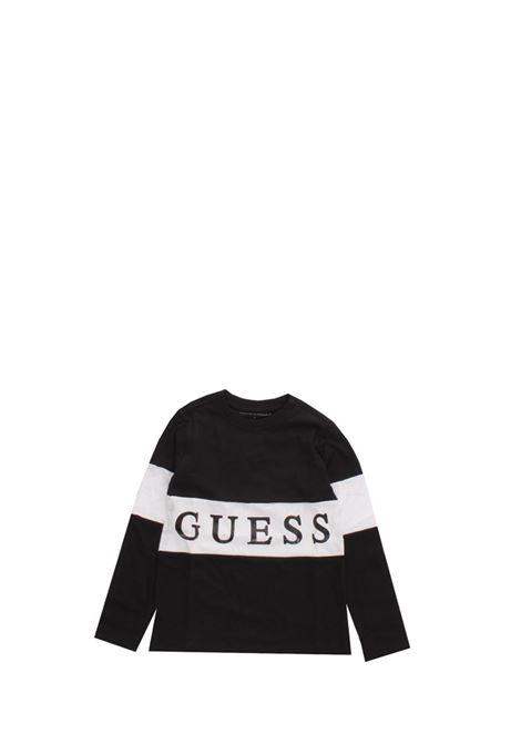 T-SHIRT GUESS GUESS | T-shirt | N0YI30K8HM0JBLK