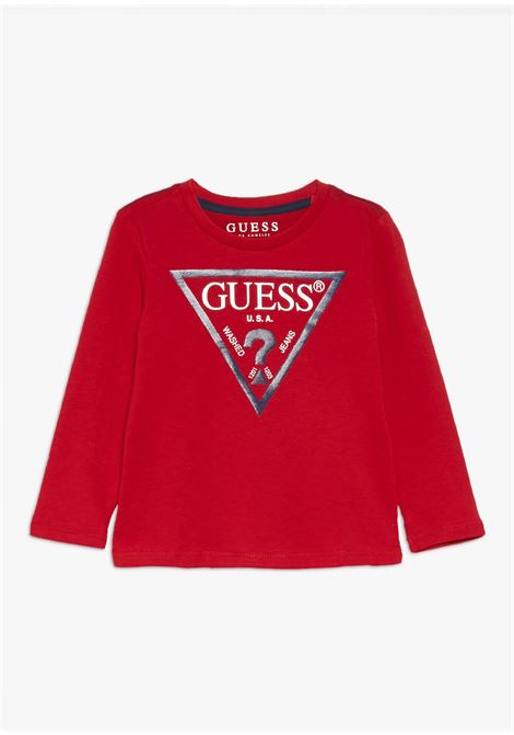 T-SHIRT GUESS GUESS | T-shirt | N84I24K5M20RHT