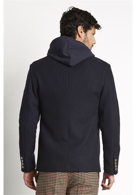 CAPPOTTO MARKUP MARK-UP | Cappotto | MK89939ANTRACITE