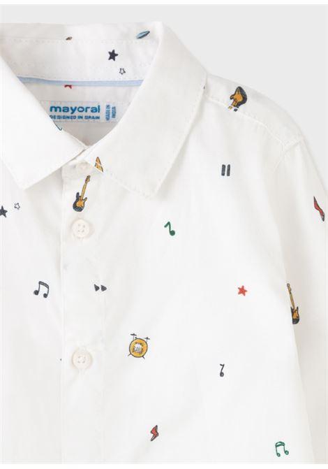 CAMICIA NEONATO MAYORAL-M   Camicia   2147068