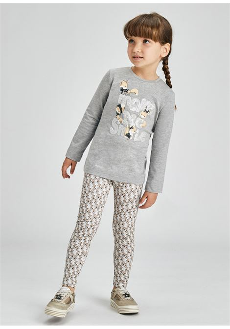 COMPLETO DUE PEZZI BAMBINA MAYORAL-M   Completo 2pz   4752057