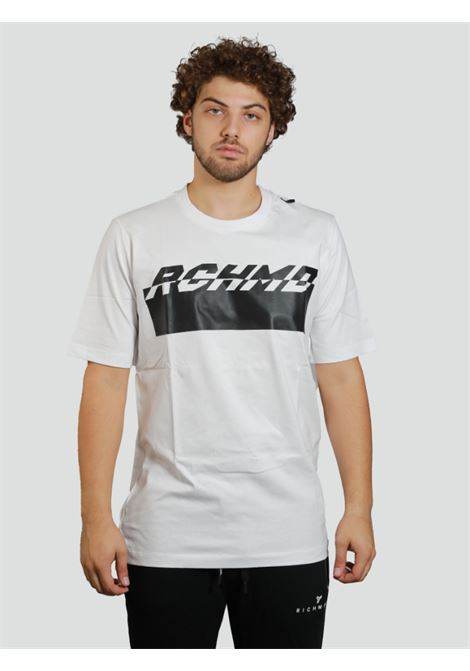 T-SHIRT UOMO RICHMOND | T-shirt | UMA21014TSWHITE