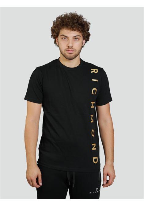 T-SHIRT UOMO RICHMOND | T-shirt | UMA21054TSBLACK