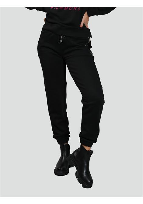PANTALONE DONNA RICHMOND   Pantalone   UWA21023PABLACK