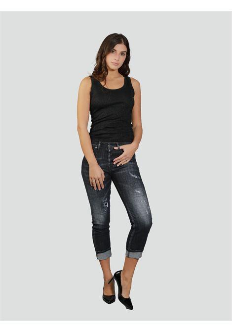 JEANS DONNA VICOLO | Jeans | DX5020JEANS