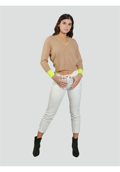JEANS DONNA VICOLO | Jeans | DX5022BIANCO