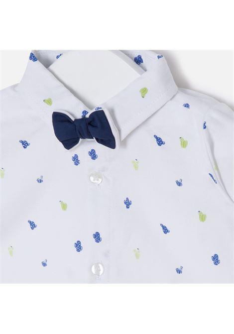 camicia m/l con papillon NEW BORN | Camicia | 01112039