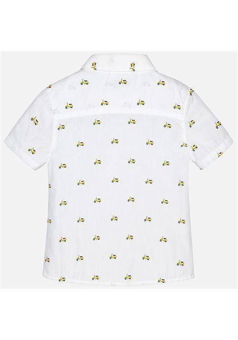camicia m/m stampa digitale MAYORAL-M | Camicia m/m | 01152051