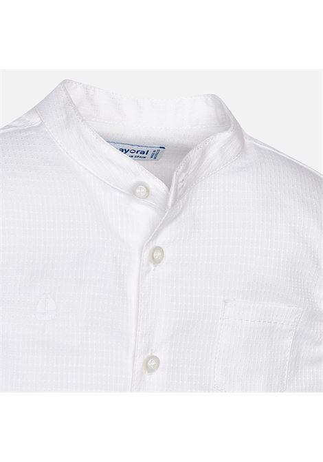 camicia m/l collo coreano MAYORAL-M | Camicia | 01166056