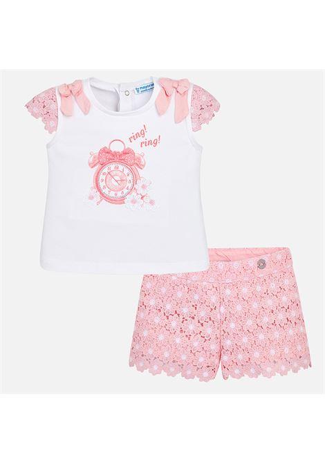 compl.bermuda e t-shirt MAYORAL-M | Completo 2pz | 01256011