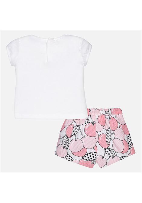 compl t-shirt e bermuda piquet MAYORAL-M | Completo 2pz | 01262078