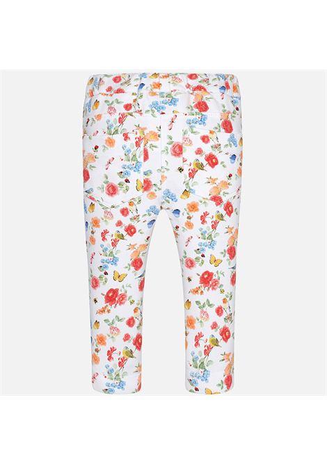 pantalone stampato neonata MAYORAL-M | Pantalone | 01528059