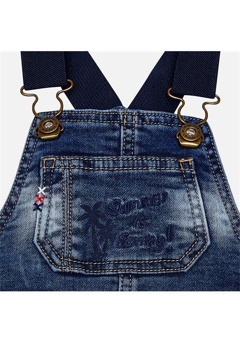 salopette corta denim MAYORAL-M | Salopette | 01658075