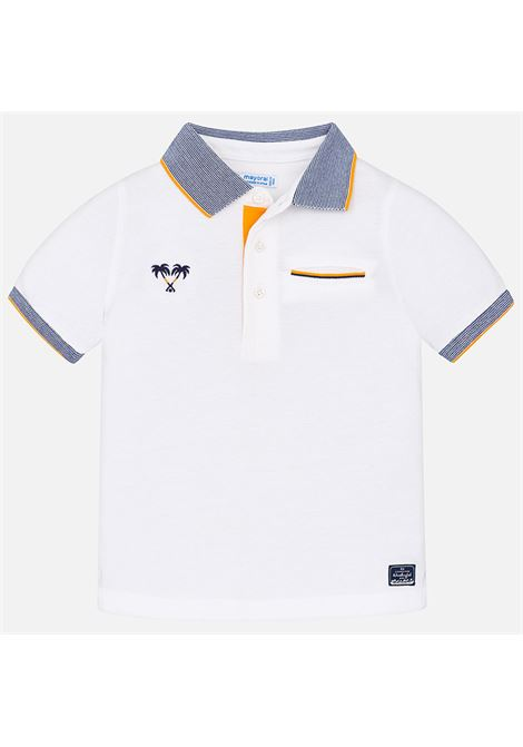 polo m/m patente righe MAYORAL-M | Polo | 03132011