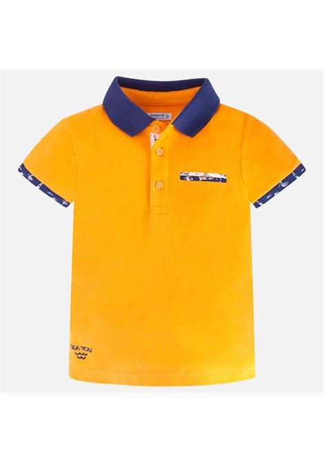 polo m/m applique MAYORAL-M | Polo | 03134033