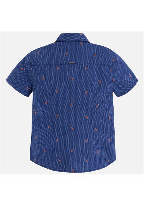 camicia m/c stampata MAYORAL-M | Camicia | 03146060