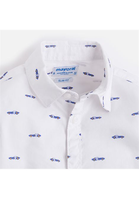 camicia stampa digitale MAYORAL-M | Camicia | 03162056