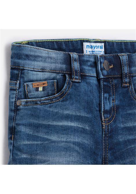bermuda 5 tasche jeans MAYORAL-M | Bermuda | 03260081