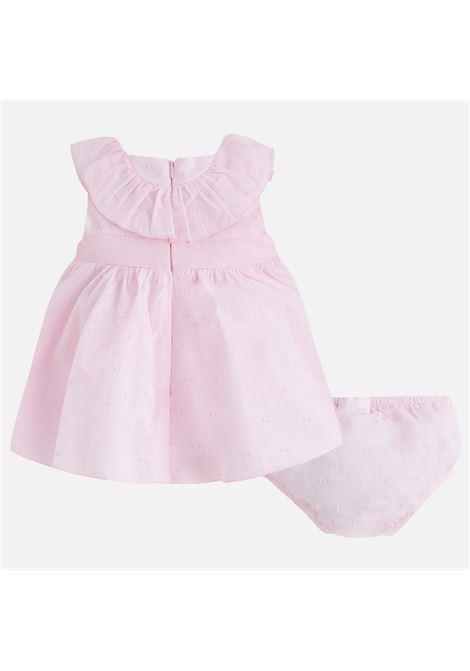 vestitino frangettato neonata NEW BORN | Abito | 01822049