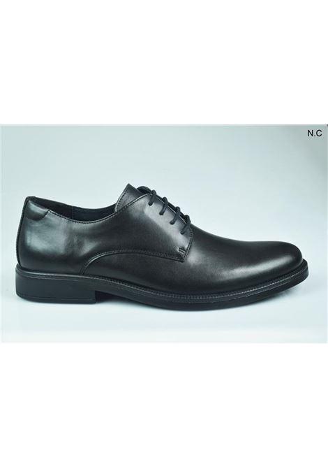 scarpa classica pelle lacci uomo ENVAL | Scarpa | 1200033NERO