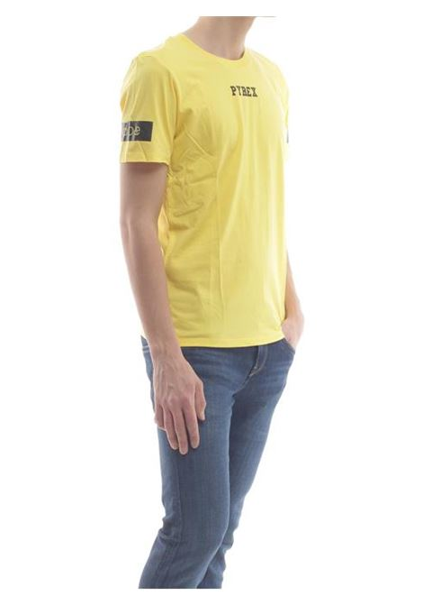 t-shirt m/m unisex PYREX | T-shirt m/m | PY33812GIALLO