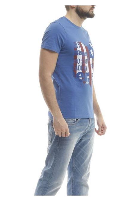 T-SHIRT BLAUER BLAUER | T-shirt m/m | BLUH02209004898876