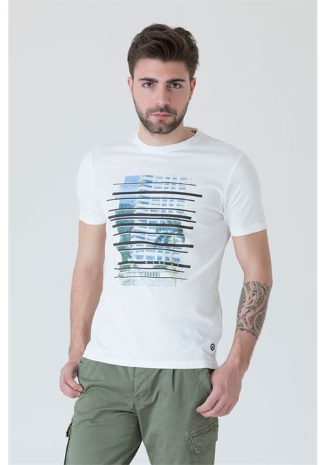 T-SHIRT MARK-UP MARK-UP | T-shirt m/m | M59103BIANCO