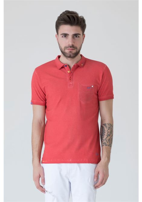 POLO MARK-UP MARK-UP | Polo | M59156ROSSO